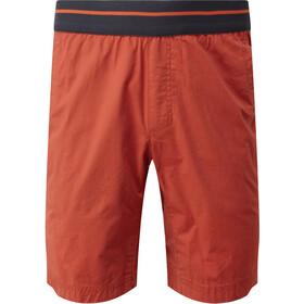 Rab Crank Shorts Men red clay